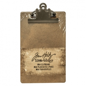 Advantus - Tim Holtz - Ideaology - Mini Clipboard