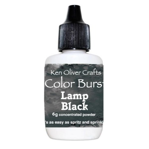 Ken Oliver - Color Burst - Lamp Black