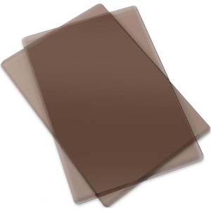 Sizzix - Tim Holtz Alterations - Cutting Pads - Standard - 1 Pair Java