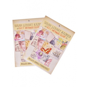 Ranger - ICE Resin - Flip Book: Belles Dames Francaises