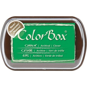 Clearsnap - ColorBox Chalk Inkpad - Clover