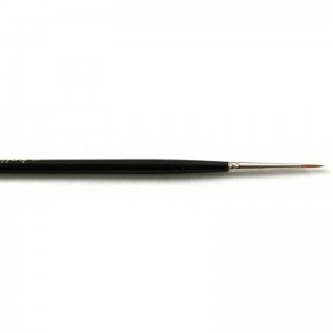 Kolibri Pure Red Sable Round Brush