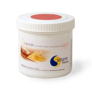 Natural Pigments Selhamin Poliment Clay for priming surfaces for gilding