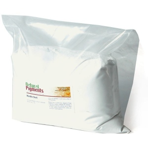 Natural Pigments Carrara White Marble Dust (Medium Grade) 5 kg