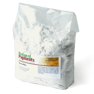 Natural Pigments Terra Alba 1 kg