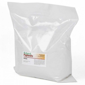 Natural Pigments Perlite 1 kg - Color: White