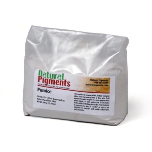 Natural Pigments Pumice (Fine Grade) White