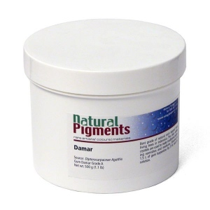 Natural Pigments Dammar 500 g