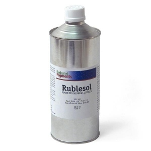 Natural Pigments Rublesol Odorless Mineral Spirits 32 fl oz