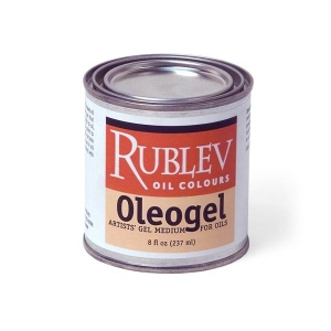 Rublev Colours Oleogel Painting Medium Gel