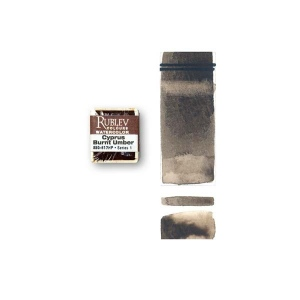 Cyprus Burnt Umber Watercolor Paint