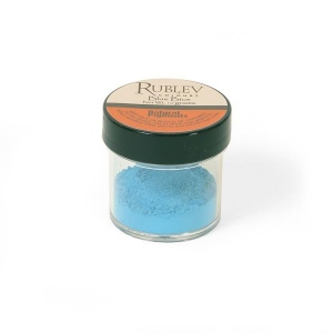 Natural Pigments Blue Bice 10 g - Color: Blue