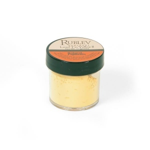 Natural Pigments Lead-Tin Yellow Dark (Type II) 50 g - Color: Yellow