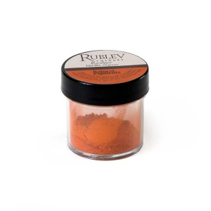 Natural Pigments Realgar 50 g - Color: Orange Red