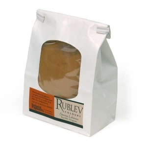 Rublev Colours Luberon Raw Sienna 500 g - Color: Brown