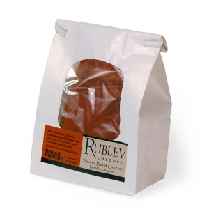 Rublev Colours Luberon Burnt Sienna 500 g - Color: Brown