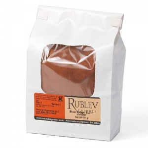 Natural Pigments Blue Ridge Burnt Umber 5 kg - Color: Brown