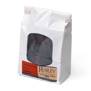 Rublev Colours Cyprus Raw Umber Dark 500 g - Color: Brown