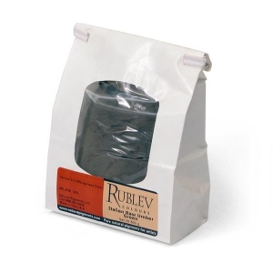 Rublev Colours Italian Green Raw Umber 1 kg - Color: Brown