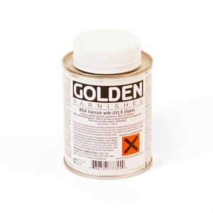 Natural Pigments Golden MSA Painting Varnish