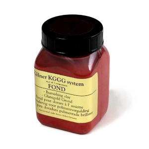 Natural Pigments Kolner Burnishing Clay (Ochre) 100 ml