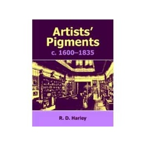 Natural Pigments Artists Pigments: 1600-1800