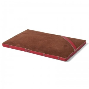 Natural Pigments Gilders Cushion - Soft goat skin leather covering a wood board