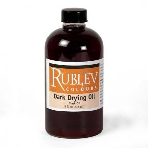 Dark Drying Oil (Black Oil)