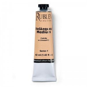 Natural Pigments Velázquez Medium 50 ml