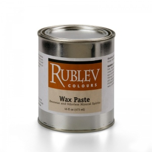 Natural Pigments Wax Paste 16 fl oz