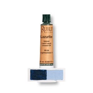 Rublev Colours Lazurite Pigment/Color Blue