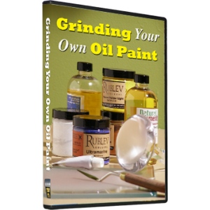 Grinding Your Own Oil Paint