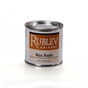 Natural Pigments Wax Paste 8 fl oz
