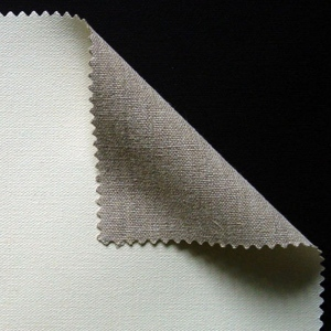 Natural Pigments Linen Canvas, Extra-Fine, Acrylic-Primed (210 cm x 5 m)