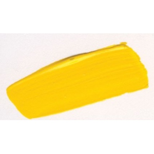 Golden® Heavy Body Acrylic 2 oz. Cadmium Yellow Dark: Yellow, Tube, 2 oz, 59 ml, Acrylic, (model 0001110-2), price per tube