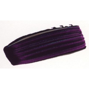 Golden® Heavy Body Acrylic 2 oz. Permanent Violet Dark: Purple, Tube, 2 oz, 59 ml, Acrylic, (model 0001253-2), price per tube