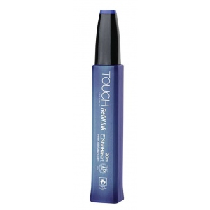 ShinHan Art TOUCH Cobalt Blue Ink Refill: Blue, Bottle, Alcohol-Based, Refill, 20 ml, (model 1410071-PB71), price per each
