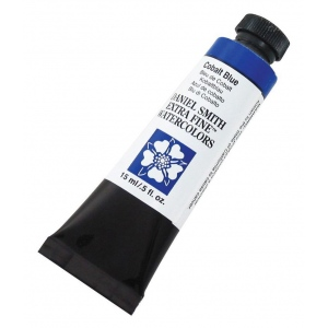 Daniel Smith Extra Fine™ Watercolor 15ml tube Cobalt Colors