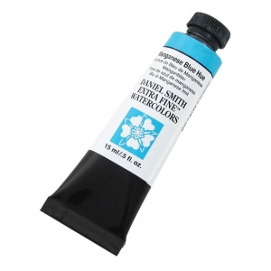Daniel Smith Extra Fine™ Watercolor 15ml Manganese Blue Hue: Blue, Tube, 15 ml, Watercolor, (model 284600051), price per tube