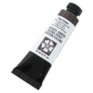 Daniel Smith Extra Fine™ Watercolor 15ml tube Raw Colors