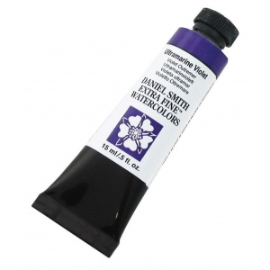 Daniel Smith Extra Fine™ Watercolor 15ml tube Ultramarine Colors