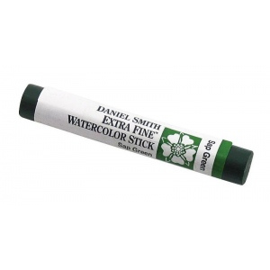 Daniel Smith Extra Fine™ Watercolor Stick 12ml Sap Green: Green, Stick, 12 ml, Watercolor, (model 284670001), price per each