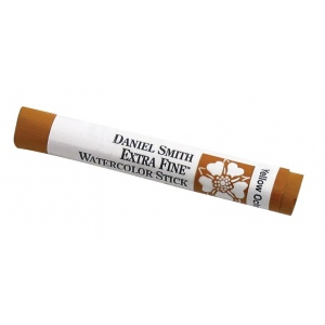 Daniel Smith Extra Fine™ Watercolor Stick 12ml Yellow Ochre: Yellow, Stick, 12 ml, Watercolor, (model 284670018), price per each