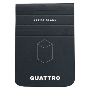 "Hand Book Journal Co.™ Quattro™ Blank Journal 2.5"" x 3.5"": 60 Sheets, 2 1/2"" x 3 1/2"", 24 lb, (model 35509), price per 60 Sheets pad"