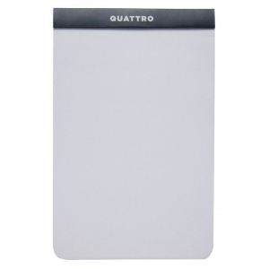 "Hand Book Journal Co.™ Quattro™ Blank Journal 5.5"" x 3.5"": 60 Sheets, 3 1/2"" x 5 1/2"", 24 lb, (model 35510), price per 60 Sheets pad"