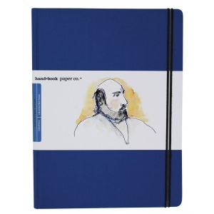 "Hand Book Journal Co.™ Travelogue Series Artist Journals: 10.5"" x 8.25"", Grand Portrait"