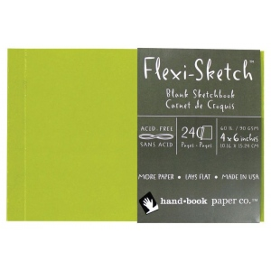 Hand Book Journal Co.™ Flexi-Sketch™ Soft-Cover Sketchbooks