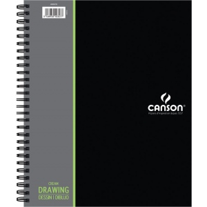 Canson® Artist Series Drawing Pad (Side Wire)