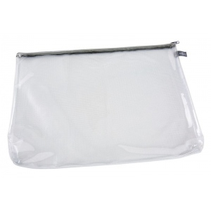 Alvin® Clear Front Mesh Bag