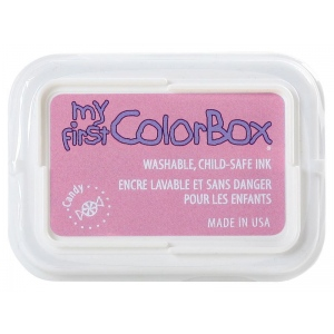 Candy: Red/Pink, Pad, Dye-Based, Full Size Rectangle, (model CS68052), price per each